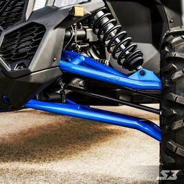 """Комплект передних рычагов (верх/низ) увеличенного клиренса S3 POWER SPORTS Can-Am Maverick X3 72"""""""