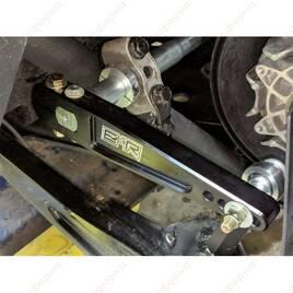 Задний стабилизатор регулируемый Double E Racing со стойками для Can-Am Maverick X3