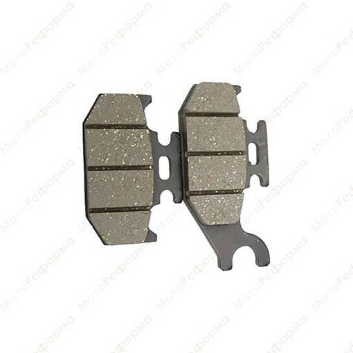 Колодки тормозные передние левые&задние (к-т на 1 суппорт) Can-Am Outlander G1 о