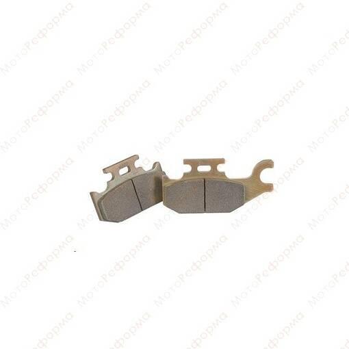 Колодки тормозные передние левые&задние Can-Am Outlander G1 оригинал  (к-т на 1 суппорт)
