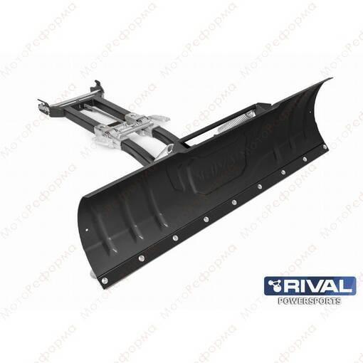 Комплект снегоотвала RIVAL Supreme black 150