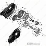 АКБ 30 Ah (- +) 168x131x176 Bosch YB30L-B 0530400030