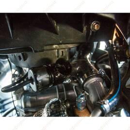 Перепускной клапан (Blow Off) турбины регулируемый для Can-Am Maverick X3
