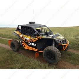 Расширители арок Panzer Box  Can-Am Maverick X3 узкий вариант