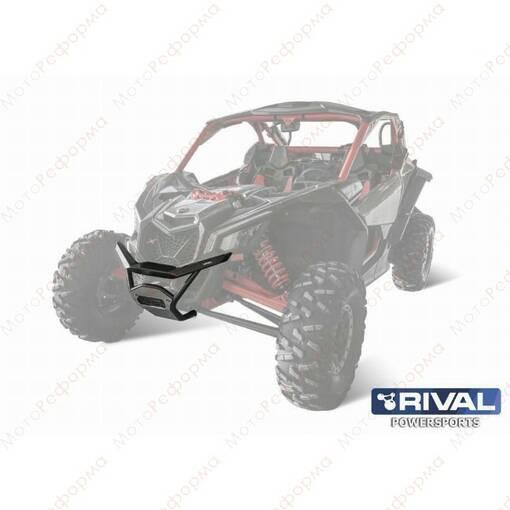 Бампер передний Sport Rival BRP Can-Am Maverick X3   X3 MAX + комплект крепежа