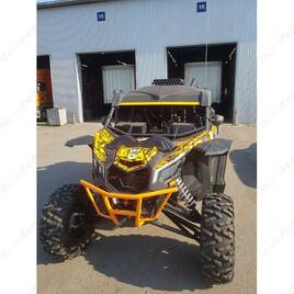 Расширители арок Panzer Box  Can-Am Maverick X3 широкий вариант