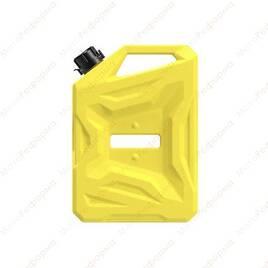 Канистра GKA 5 литров (Tesseract  желтая)