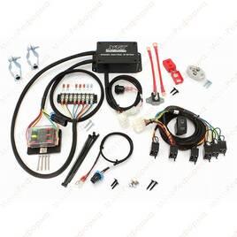 Комплект проводки и блок управления XTC дополнительным освещением оборудованием (6 выключателей)