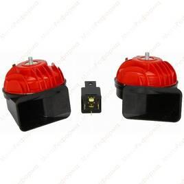 Комплект звукового сигнала (улитки) 12V