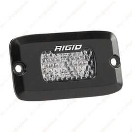 Фара светодиодная Rigid Rigid SRM SR-M Серия PRO (2 светодиода) – Рабочий свет – Врезная установка (1 шт )