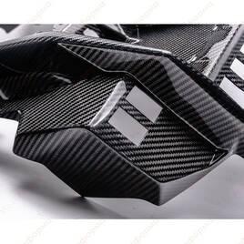 Центральная консоль карбон для Can-Am Maverick X3 Agency Power Carbon