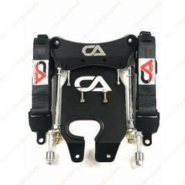 Стропа ограничитель хода подвески CA Technologies USA  для Can-Am Maverick X3 72  (комплект в сборе с кронштейнами)