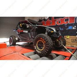 Прошивка ECU Performance VR Tuned Can-Am Maverick X3 Turbo 120 л.с. до 172 л.с.