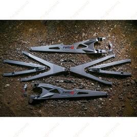 """Комплект алюминиевых усиленных рычагов Fifty6 Indastries для Can-Am Maverick X3 72"""""""