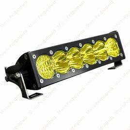 Светодиодная балка фара 10  Baja Design OnX6+ Amber   (Желтый свет)