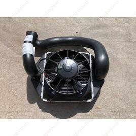 Вентилятор интеркулера повышенной производительности  Agency Power для Can-Am Maverick X3 (не для RR)