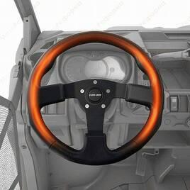 Руль с подогревом Can-Am Traxter Defender (подходит на Maverick X3)