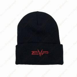 Шапка Evolution Powersports EVP Keepin' It Simple Cuff Beanie  Black  Red