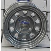 Стальной диск для квадроцикла ITP Delta Steel D12F410
