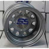 Стальной диск для квадроцикла ITP Delta Steel D12R137