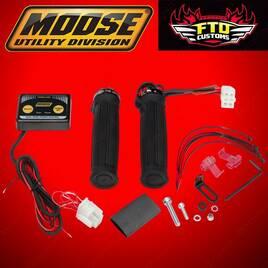Moose Racing Подогрев Ручек и курка водителя