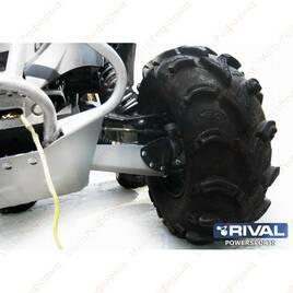 Комплект защиты днища ATV BRP Renegade (5 частей)