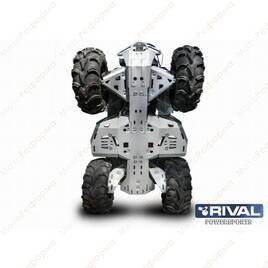 Комплект защиты днища ATV BRP Can-Am Renegade G2 (6 частей) (2013-)